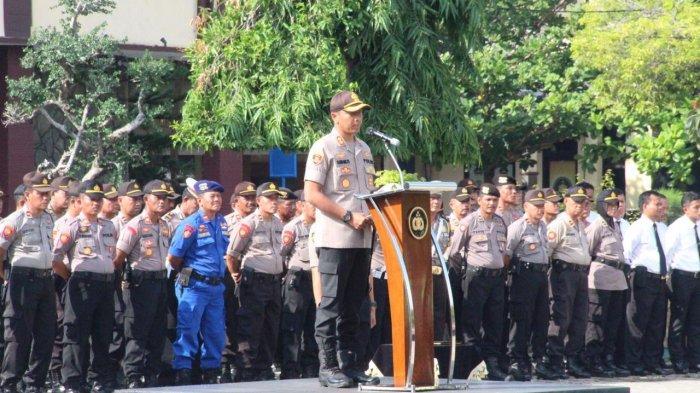 Polres Pati Bentuk Satgassus Anti Politik Uang Jelang Pilkades Serentak