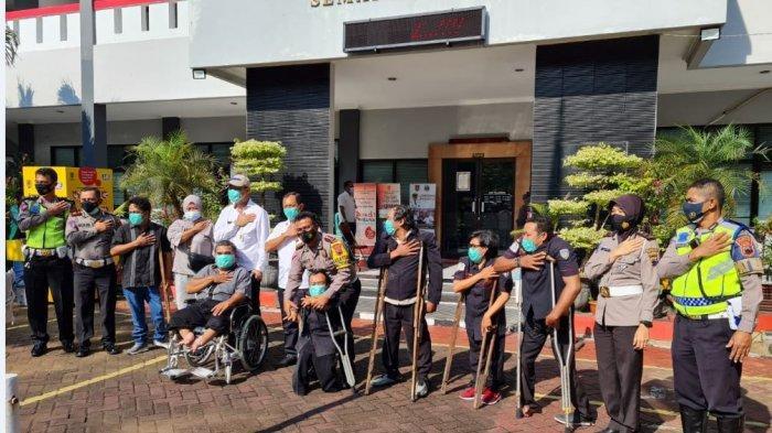 Satlantas Polrestabes Semarang Permudah Pembuatan SIM Bagi Disabilitas, Didik: Kami Tak Lagi Waswas