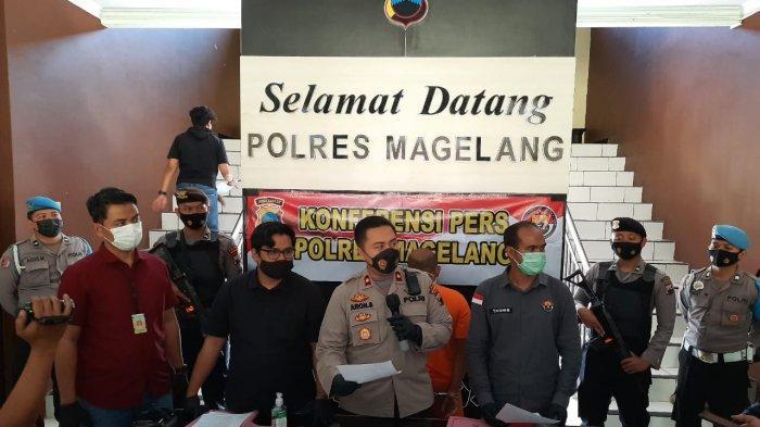 Satpam Malah Jadi Maling Pohon Pelindung Proyek KSPN Candi Borobudur