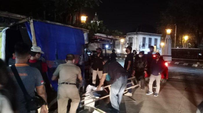Satpol PP Kota Semarang Akan Bubarkan Kerumunan Massa Saat Buka, Sahur, Hingga Tempat Judi Togel