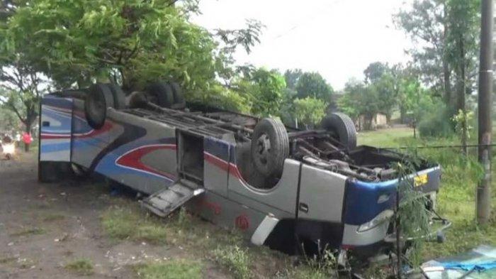 Kronologi Kecelakaan Sugeng Rahayu dan Sumber Selamat Kecelakaan Karambol Dua-duanya Terbalik