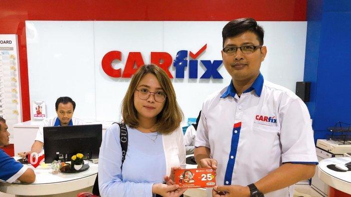 CARfix Bagi-bagi Jutaan Voucher Gratis ke Pelanggan