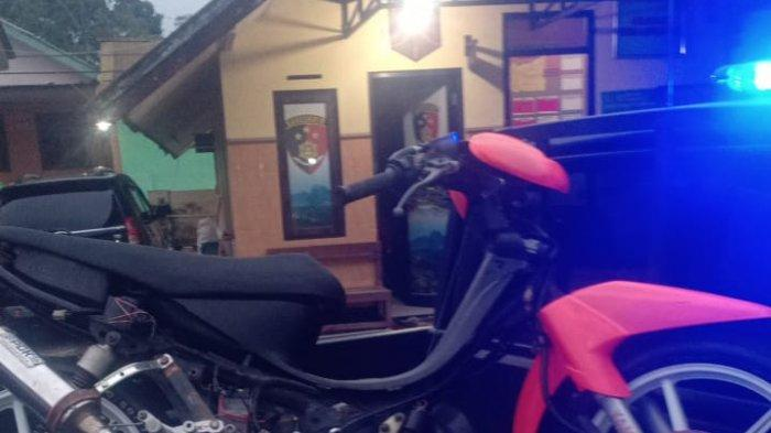 Pebalap Liar di Tawangmangu Karanganyar Kalang Kabut Saat Polisi Datang: 1 Motor Ditinggal Pemilik