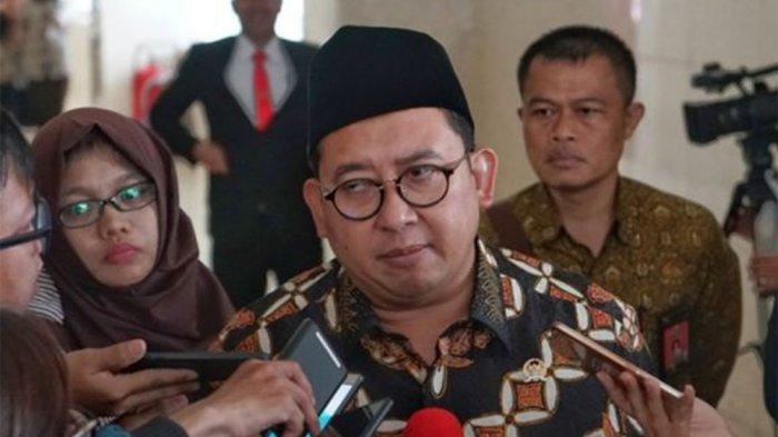 Fadli Zon: Saya Minta Maaf kepada Publik
