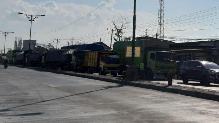 Pembetonan Jalan di Sayung, Kasatlantas Polres Demak: Awal September Rampung