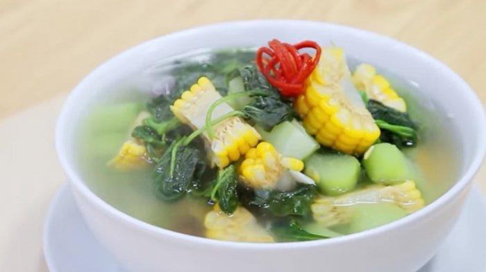 Resep Sayur Bayam Temu Kunci Menu Sederhana Makan Siang