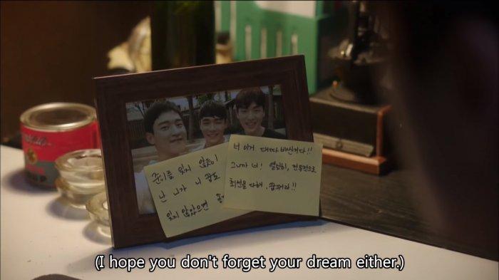 Sinopsis Drakor School 2017 Episode 11, Dae Hwi dan Tae Woon Ribut Lagi