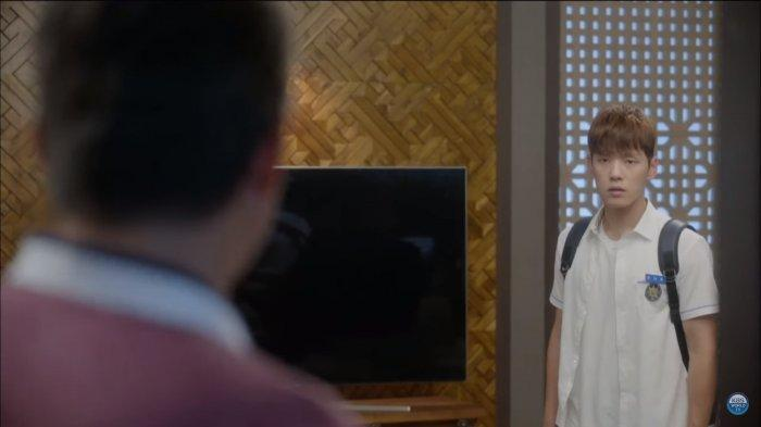 Sinopsis Drakor School 2017 Episode 14, Ayah Tae Woon Tahu Soal X