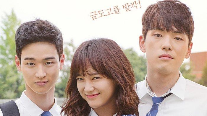 Sinopsis Drakor School 2017 Episode 15, Ayah Tae Woon Kambinghitamkan Eun Ho