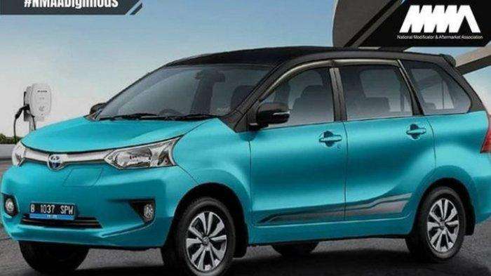 Toyota Avanza Listrik Siap Diproduksi di 2022, Seperti Apa Kira-Kira Wujudnya?