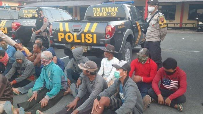 24 Warga Blora Ditangkap Polisi Diduga Sebar Selebaran Provokatif Bikin Rusuh Mirip Kasus 1998