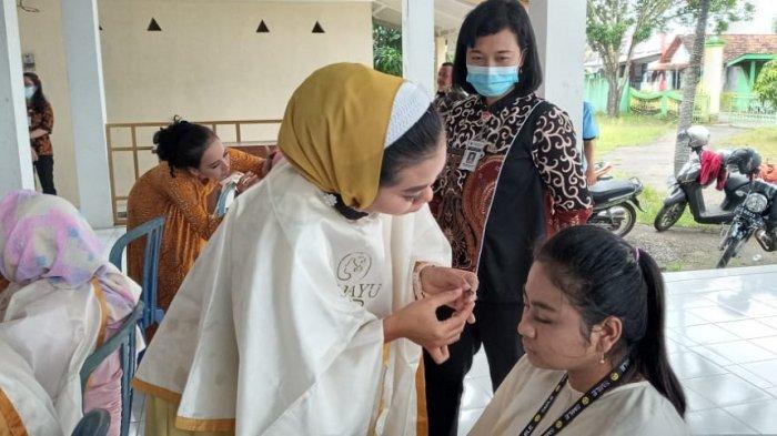 Berdayakan Perempuan, Para Kelompok Rentan Diberi Berbagai Bekal Pelatihan