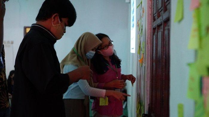 Sebarkan Nilai Perdamaian, Desa Wisata Kreatif Perdamaian Adakan Peace Camp