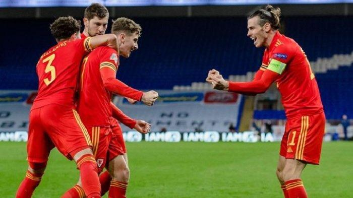 Hasil Akhir Wales Vs Swiss, Gareth Bale Jaga Asa The Dragon di Grup A Euro 2021