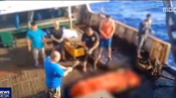 BIKIN GERAM: ABK Hanya Diberi Minum Air Suling Laut di Kapal China: Bikin Pusing, Kaya Ada Dahak