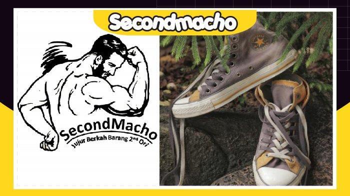 Secondmacho Sepatu Bekas Berkualitas