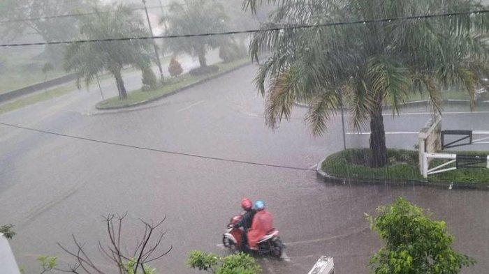 2 Wilayah di Jawa Tengah Berpotensi Terjadi Hujan Lebat Nanti Malam, Simak Prakiraan Cuaca Hari Ini