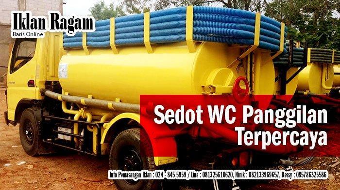Info Biro Jasa Bangunan, Arsitek, Sedot WC, Laundry, Servis di Semarang, Minggu 23 Agustus2020