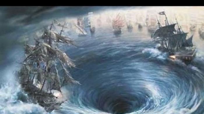 Terungkap Alasan Pesawat dan Kapal Sering Hilang di Segitiga Bermuda, Arusnya Setara 300 Air Terjun
