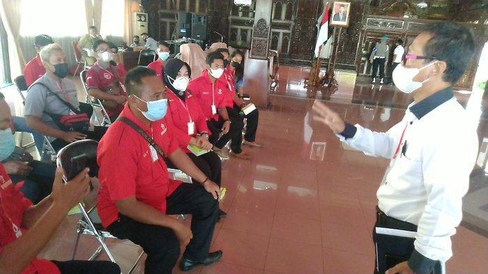 Bupati Kudus HM Hartopo Izinkan Pekerja Seni Tampil di Hajatan