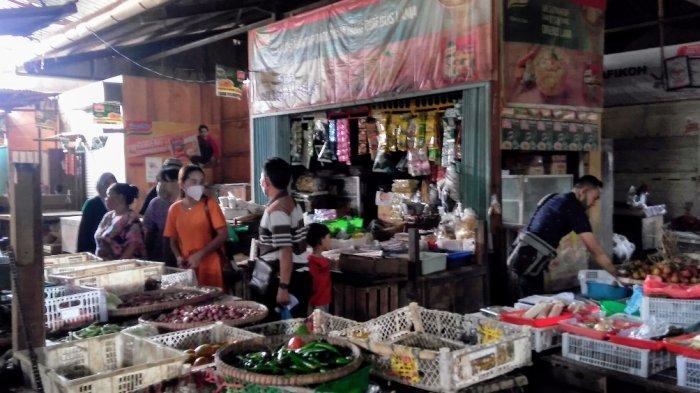 Hari Kedua Jateng di Rumah Saja, Pasar Tradisional Wilayah Kendal Kembali Buka