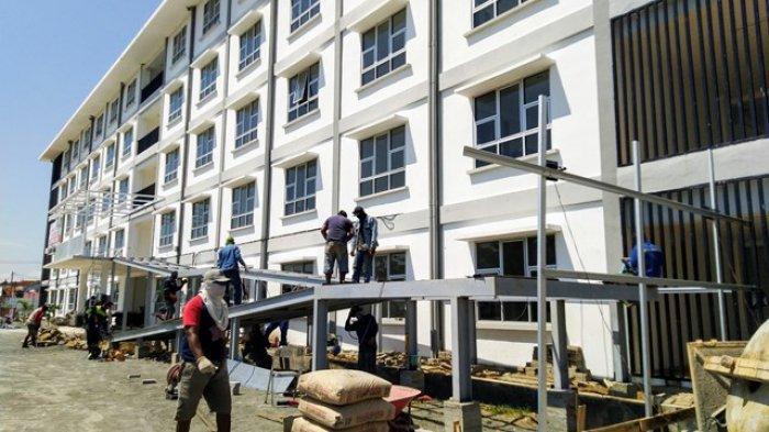 Rumah Sakit Darurat Virus Corona di Kendal Siap Digunakan Lusa