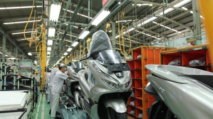Astra Honda Motor Sudah Ekspor 279.716 Unit Honda PCX ke Brazil