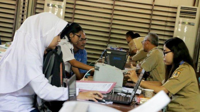 Pendaftaran Online PPDB SMA-SMK 2019 di Jateng Lebih Lengang