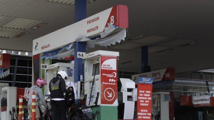 Hotline Semarang : Kenapa Kalau Malam di SPBU Tidak Ada Pertalite?