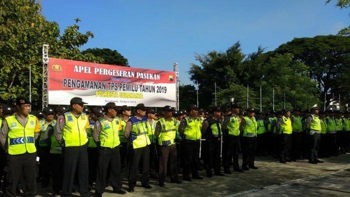 Tak Ada Pengamanan Khusus TPS Keluarga Jokowi