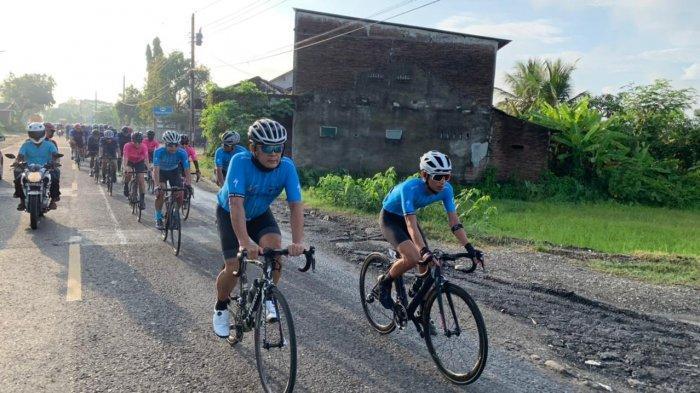 Bangkitkan Pariwisata, Disporapar Jateng Gelar Pedalpedia 2021 di Kebumen, Rutenya Lewat Pantai