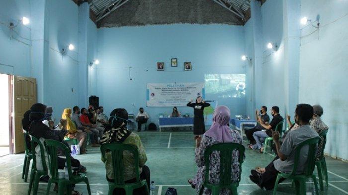 Dukung Pengembangan Desa Kreatif Perdamaian, UKSW Salatiga Adakan Pengabdian Masyarakat