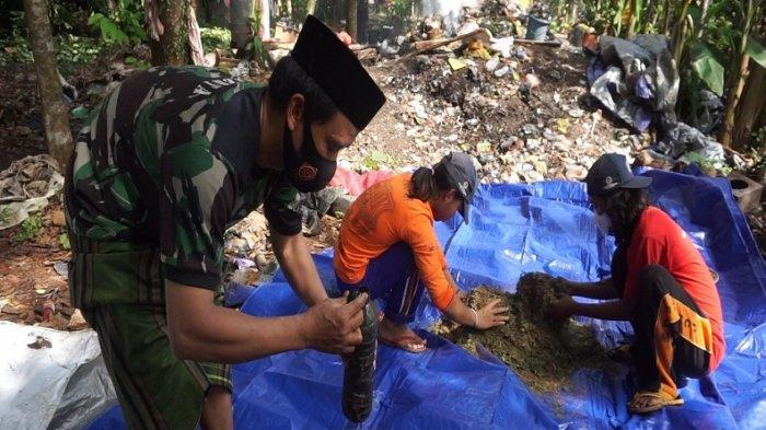 Bumdes Ponowareng Batang Olah Sampah Jadi Pupuk Organik, Kurangi Ketergantungan Pupuk Kimia
