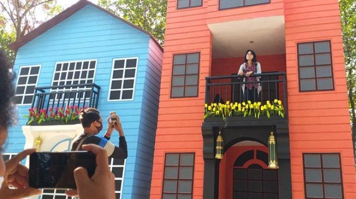 Virtual Tour Grand Maerakaca Semarang, dari Anjungan Daerah hingga Bangunan 5 Negara di PRPP