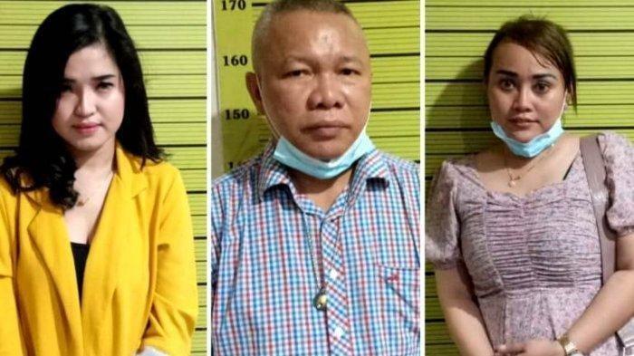 YafetiSekda Ditangkap Pesta Narkoba di Tempat Karaoke Bersama Pejabat BUMD dan Mahasiswi Cantik