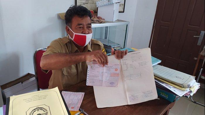 Ada Pembangunan Tak Berizin di Tanah Aset Desa, Ini Kata Sekdes Tlogorejo Pati