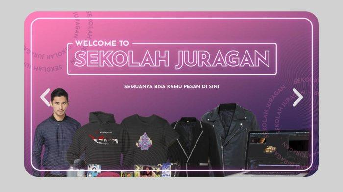 Siswa SMK Negeri 3 Kendal Bikin Situs Jualan UMKM Sekolahjuragan.com