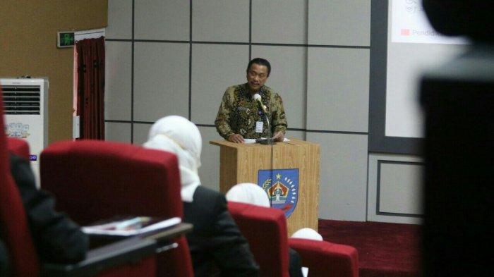 Puluhan Pejabat Pengawas Kabupaten Indramayu Belajar Layanan Publik di Pemkab Tegal