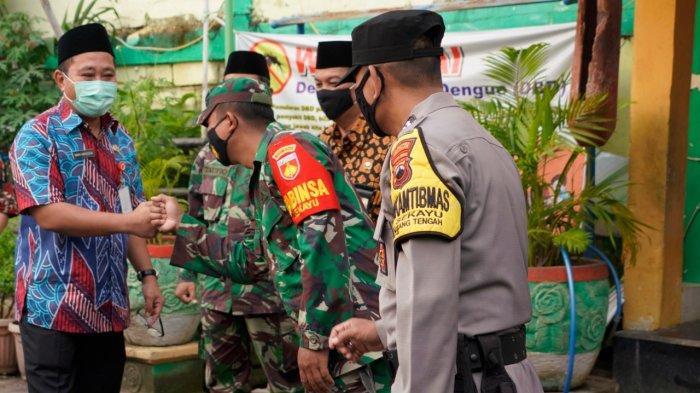Pemkot Semarang Perketat PKM, Antisipasi Peningkatan Angka Covid-19