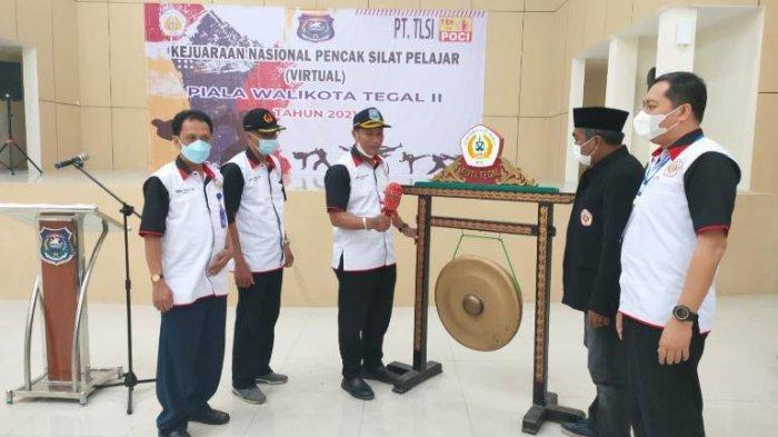 182 Pesilat Ikuti Kejurnas Piala Wali Kota Tegal