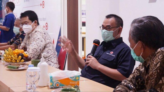 Sekjen PMI Sudirman Said Pantau Pembentukan Lembaga Sertifikasi Profesi Layanan Kemanusiaan