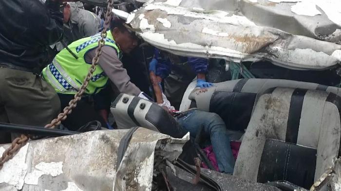 Selama Arus Mudik Terjadi 30 Kasus Kecelakaan di Kota Semarang