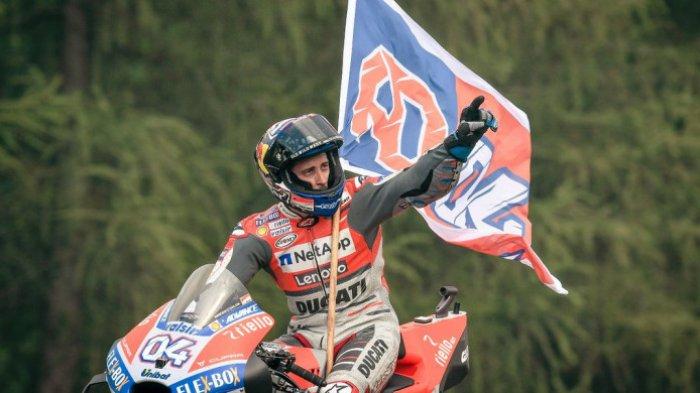 Bos Ducati Gigi Dall'Igna Tuding Penundaan MotoGP karena Virus Corona Untungkan Marc Marquez