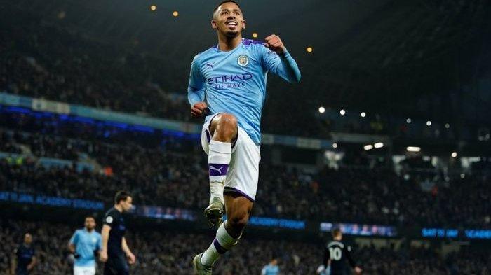 Kecerdikan Guardiola Geser Posisi Gabriel Jesus, Manchester City Buat Chelsea Racikan Tuchel Merana