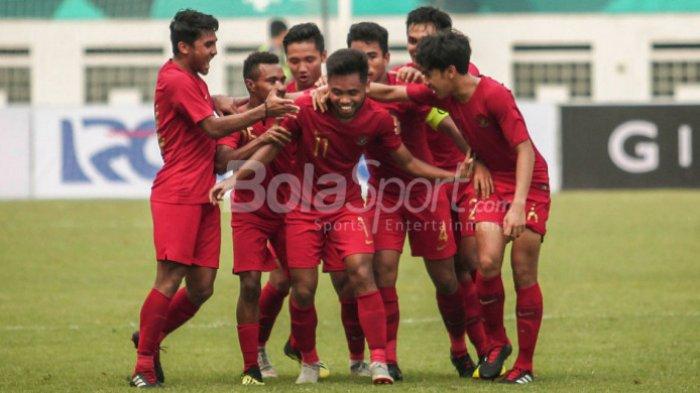 Timnas U-19 Menang 3-2 dari Yordania, Indra Sjafri Punya Catatan Jelang Piala Asia U-19