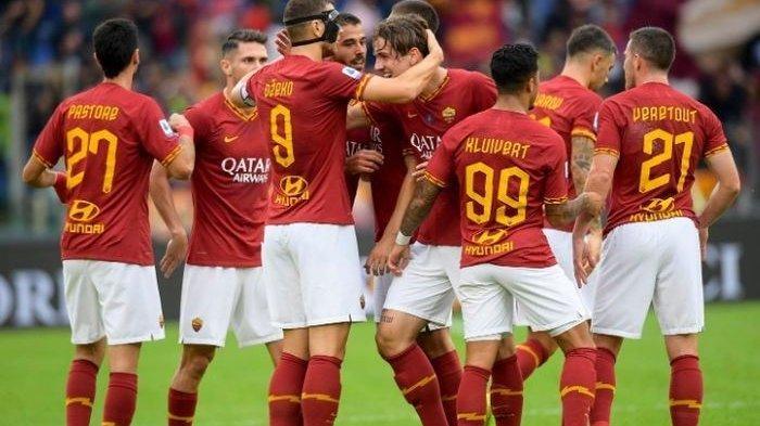Jadwal Serie A Liga Italia Malam Ini AS Roma Vs Benevento, Spezia Vs Fiorentina dan Udinese Vs Parma