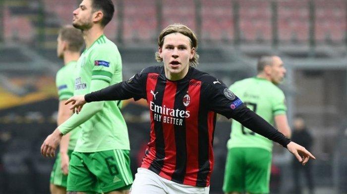 Belum Ada Kejelasan dari AC Milan, Posisi Kompatriot Erling Haaland Masih Abu-abu