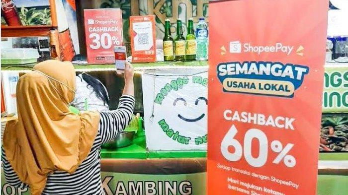 Pacu Bisnis UKM, ShopeePay Beri Program Cashback 60 persen di Tiga Pusat UKM Lokal di Kota Semarang