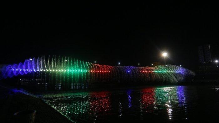 Hotline Semarang : Benarkah Semarang Bridge Fountain Diaktifkan Lagi?