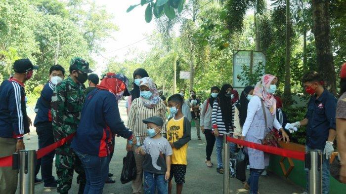 Semarang Zoo Tetap Buka, Ada Wahana Waterboom, Selama Pandemi Airnya Dijaga Agar Steril